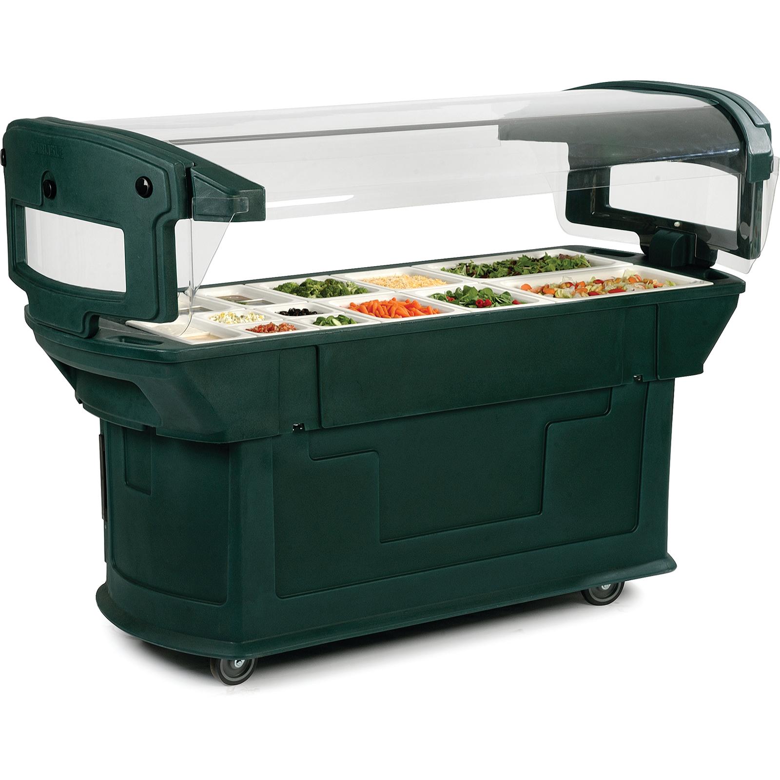 Carlisle 771159 serving counter, cold food