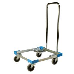 Carlisle C2222A14 dolly, dishwasher rack