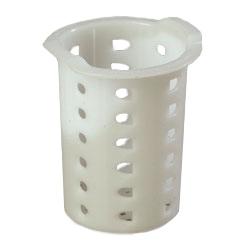 Carlisle C35P02 flatware holder, cylinder / insert