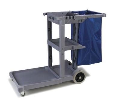 Carlisle JC1945L23 janitor cart