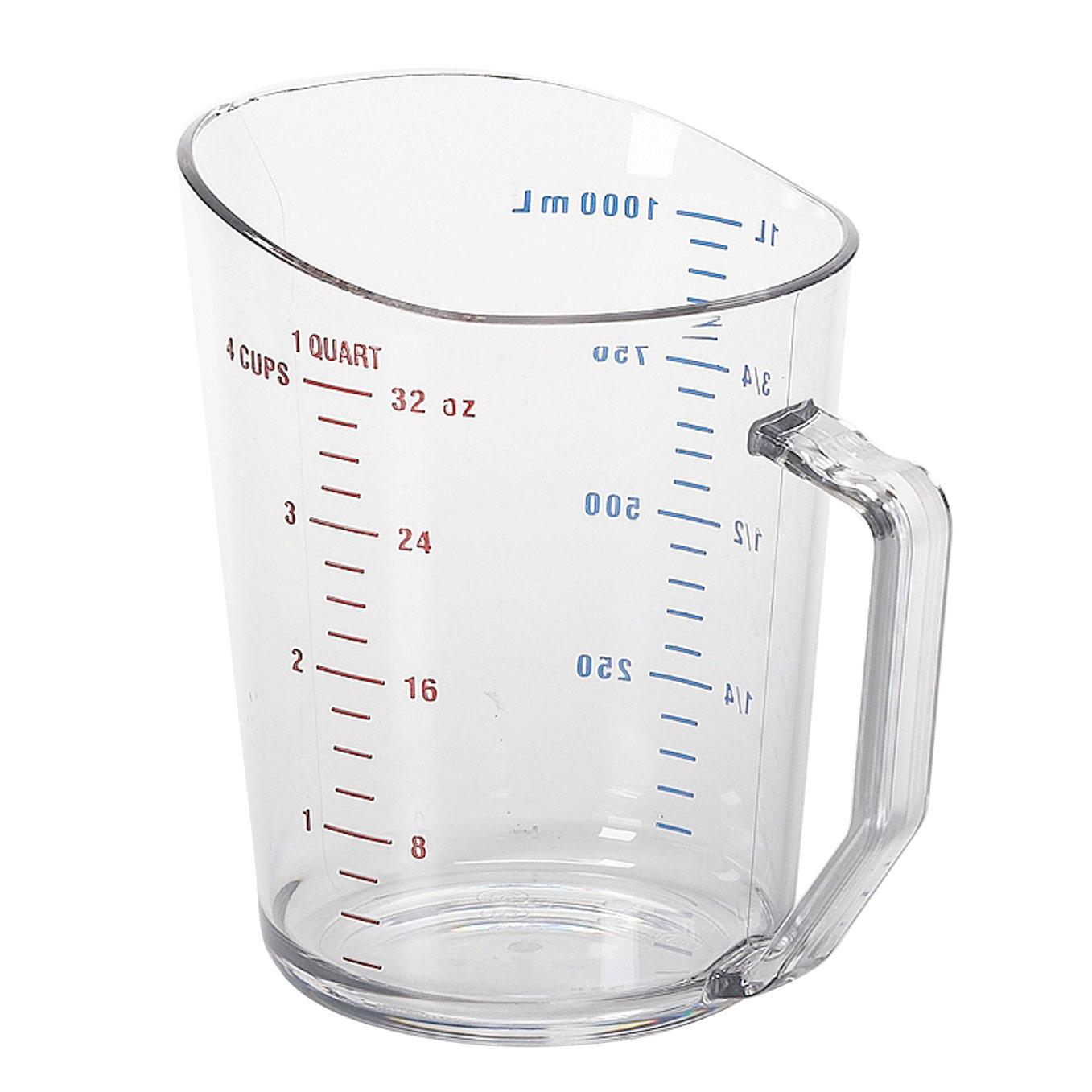 Cambro 100MCCW135 measuring cups
