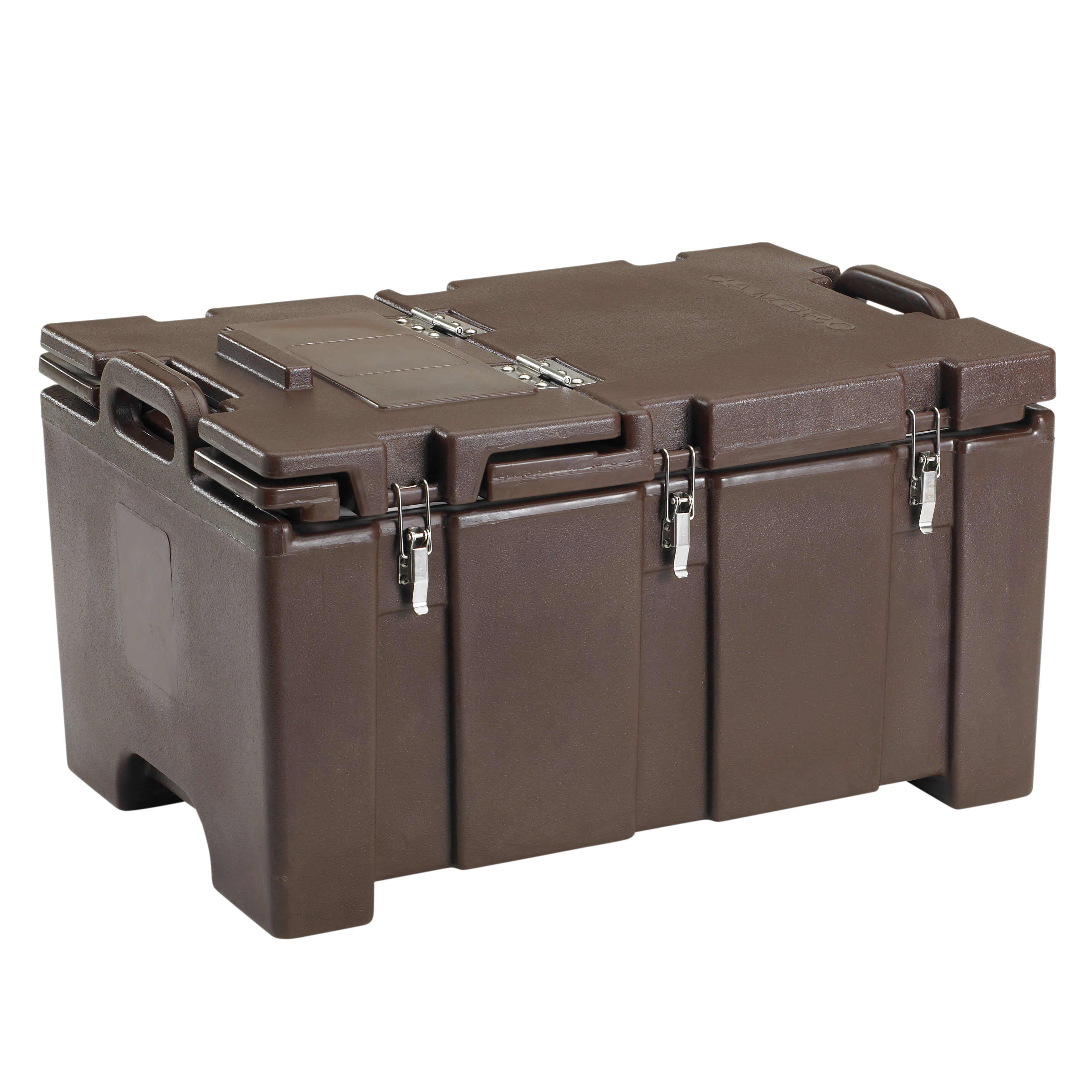 Cambro 100MPCHL131 food carrier, insulated plastic