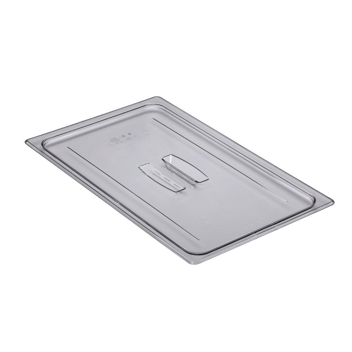 Cambro 10CWCH135 food pan cover, plastic