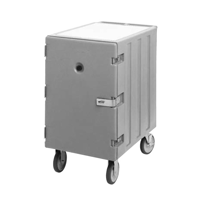 Cambro 1826LBCSP615 cabinet, enclosed, bun / food pan