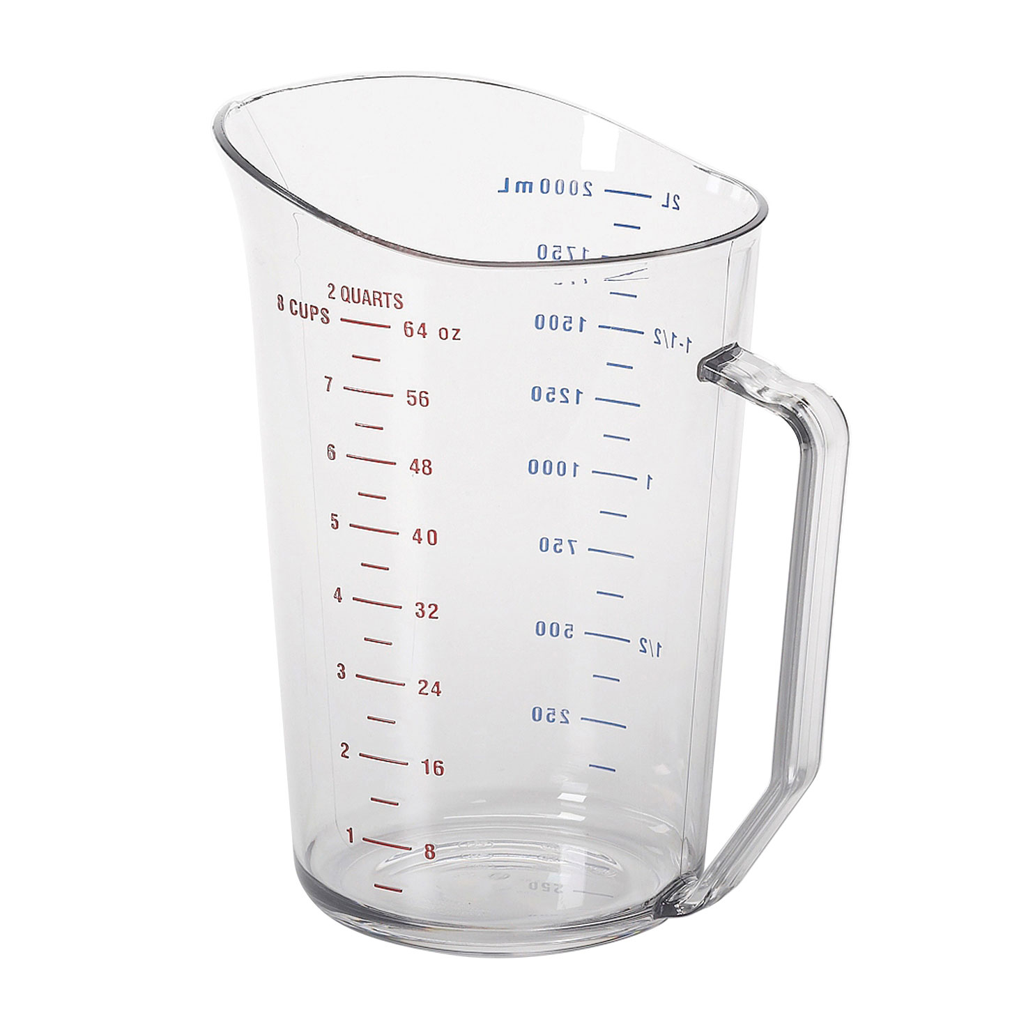 Cambro 200MCCW135 measuring cups