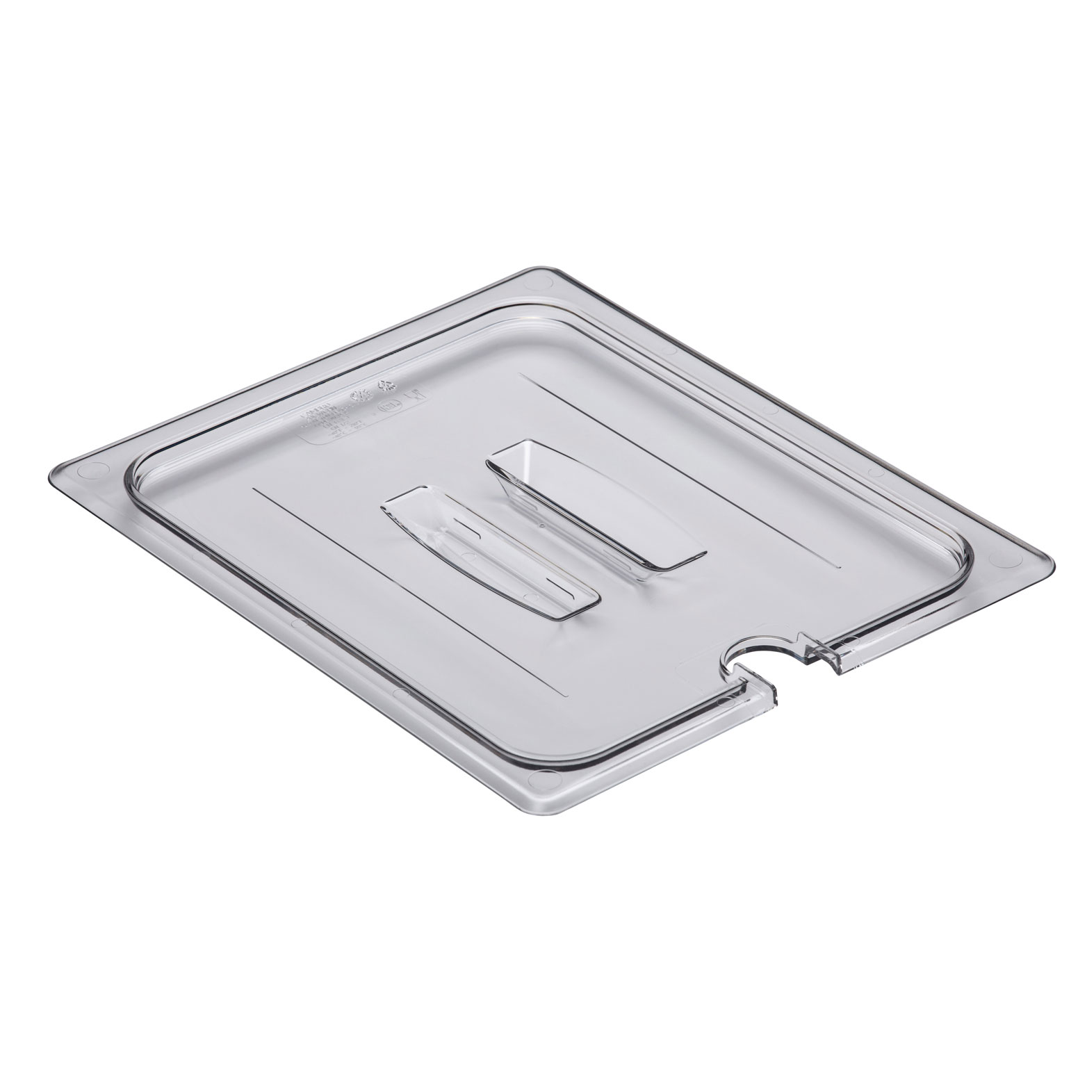 Cambro 20CWCHN135 food pan cover, plastic