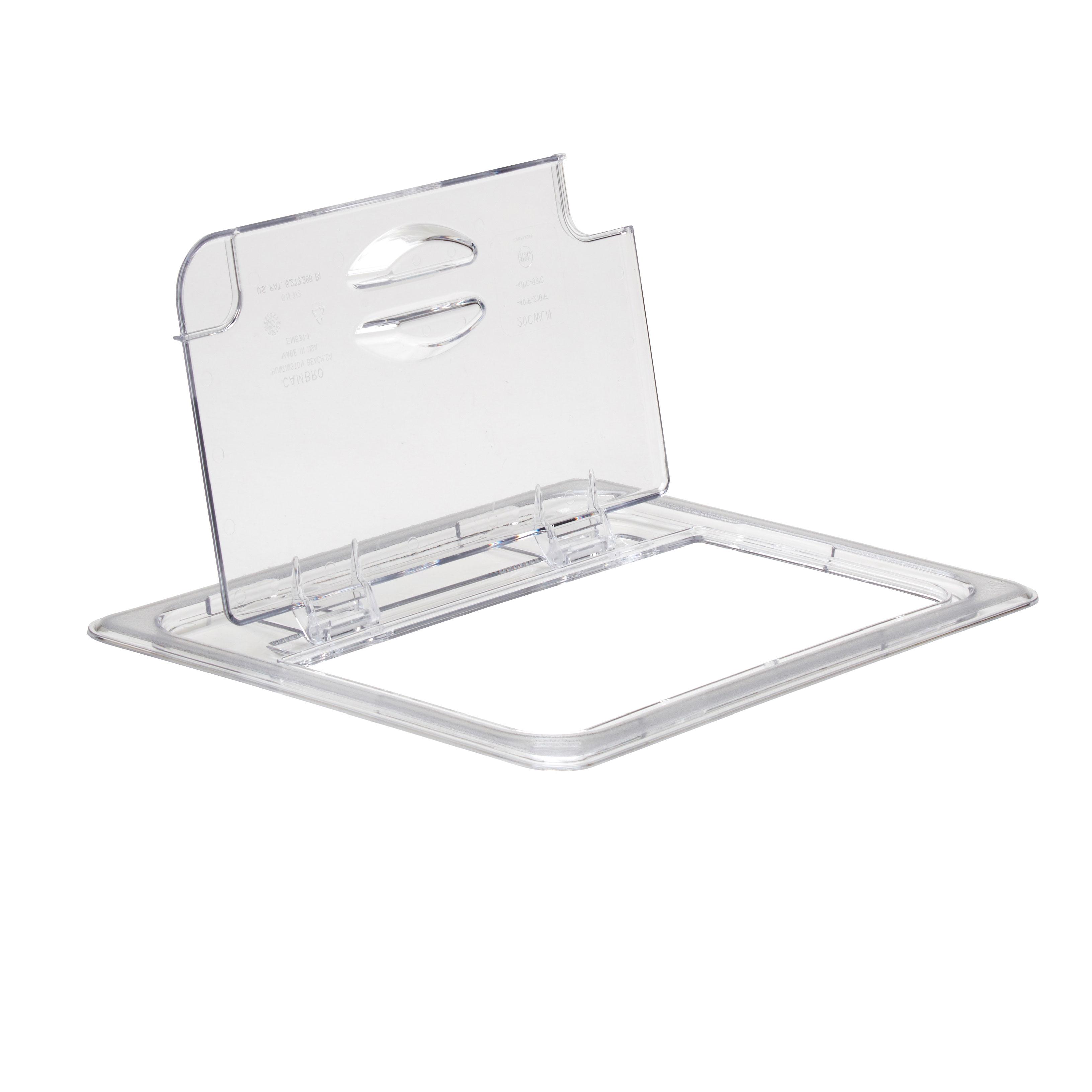 Cambro 20CWLN135 food pan cover, plastic