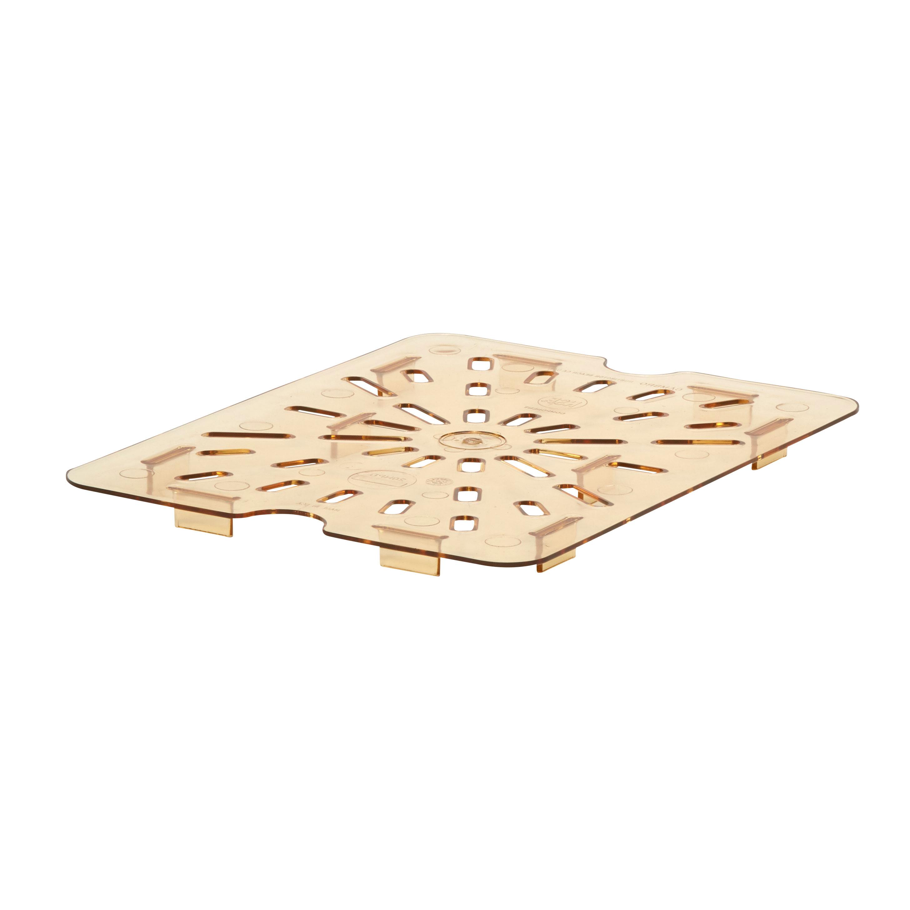2410-121 Cambro 20HPD150 food pan drain tray