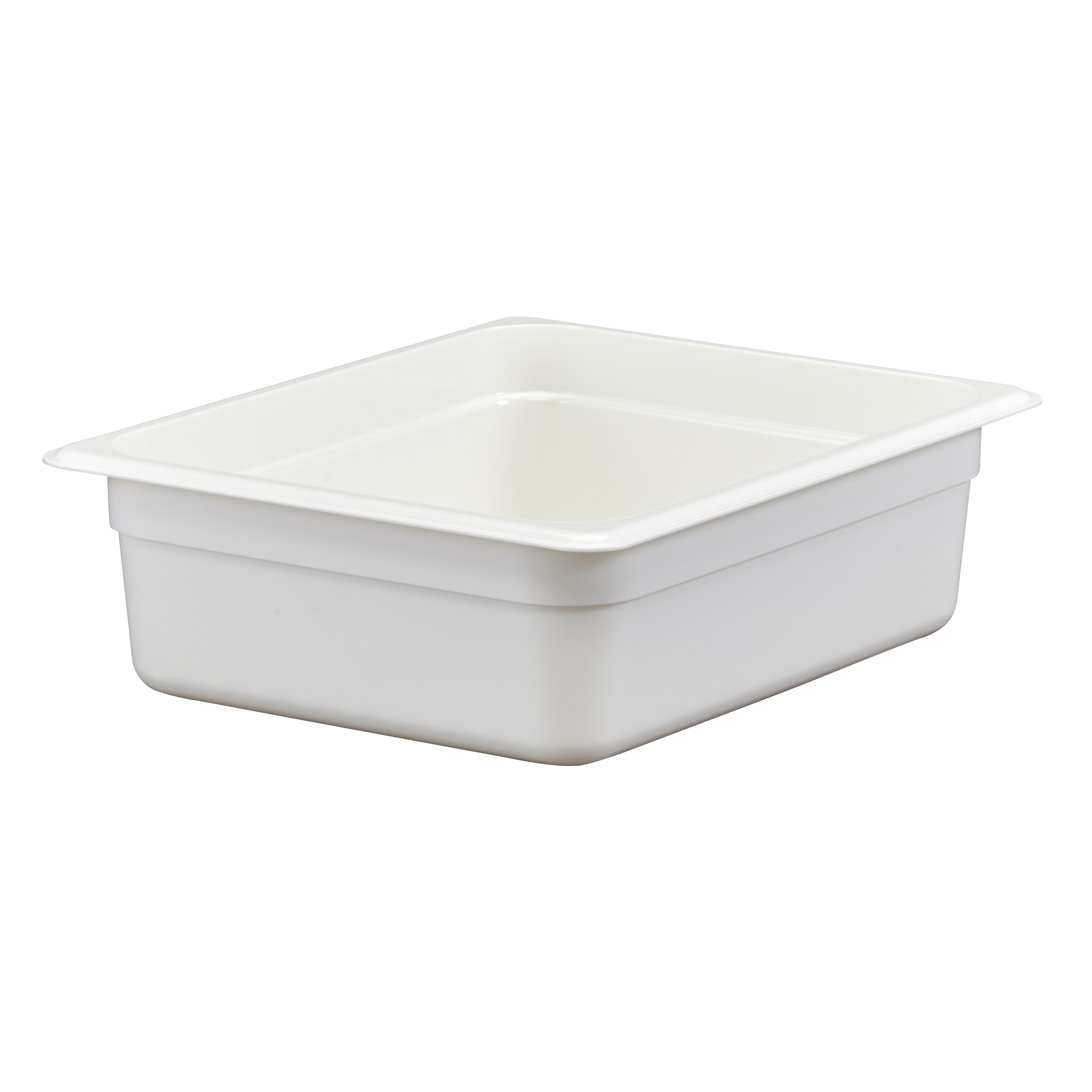 Cambro 24CW148 food pan, plastic