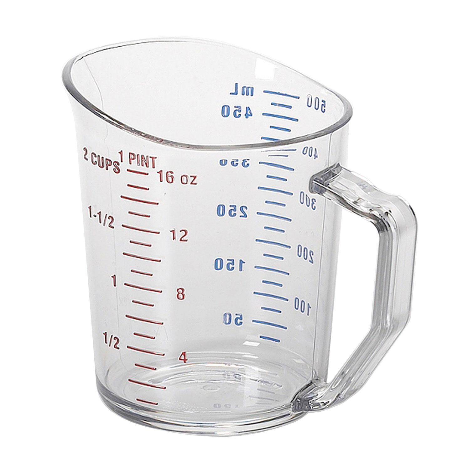 Cambro 50MCCW135 measuring cups