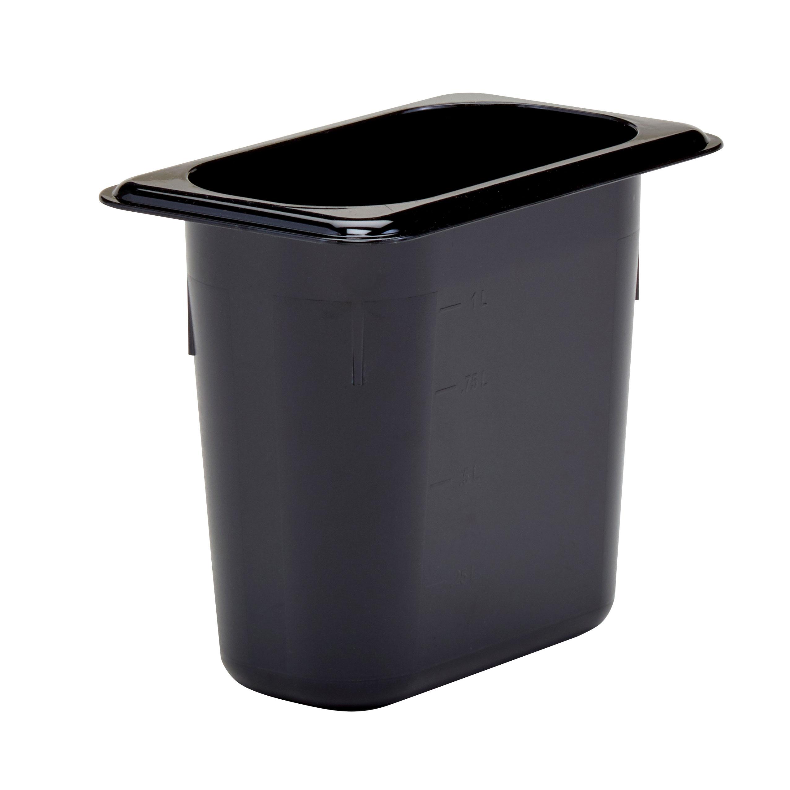 Cambro 96PHP110 food pan, hi-temp plastic