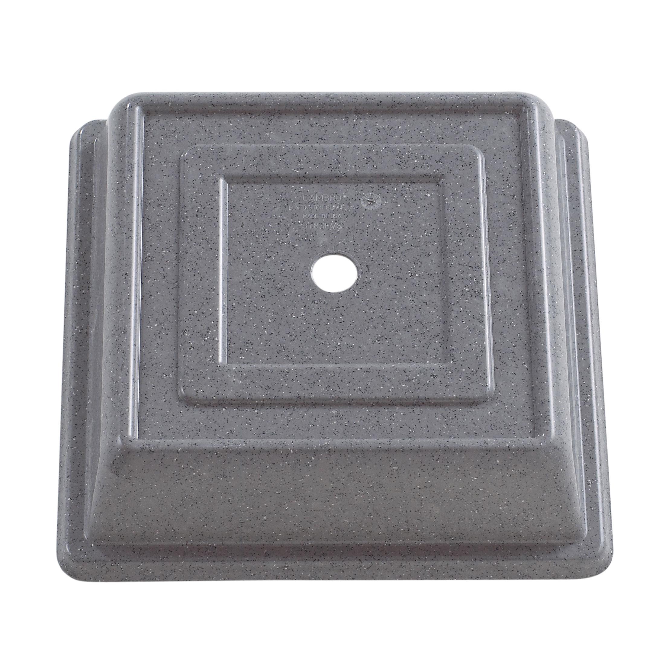 978SFVS191 Cambro plate cover / cloche