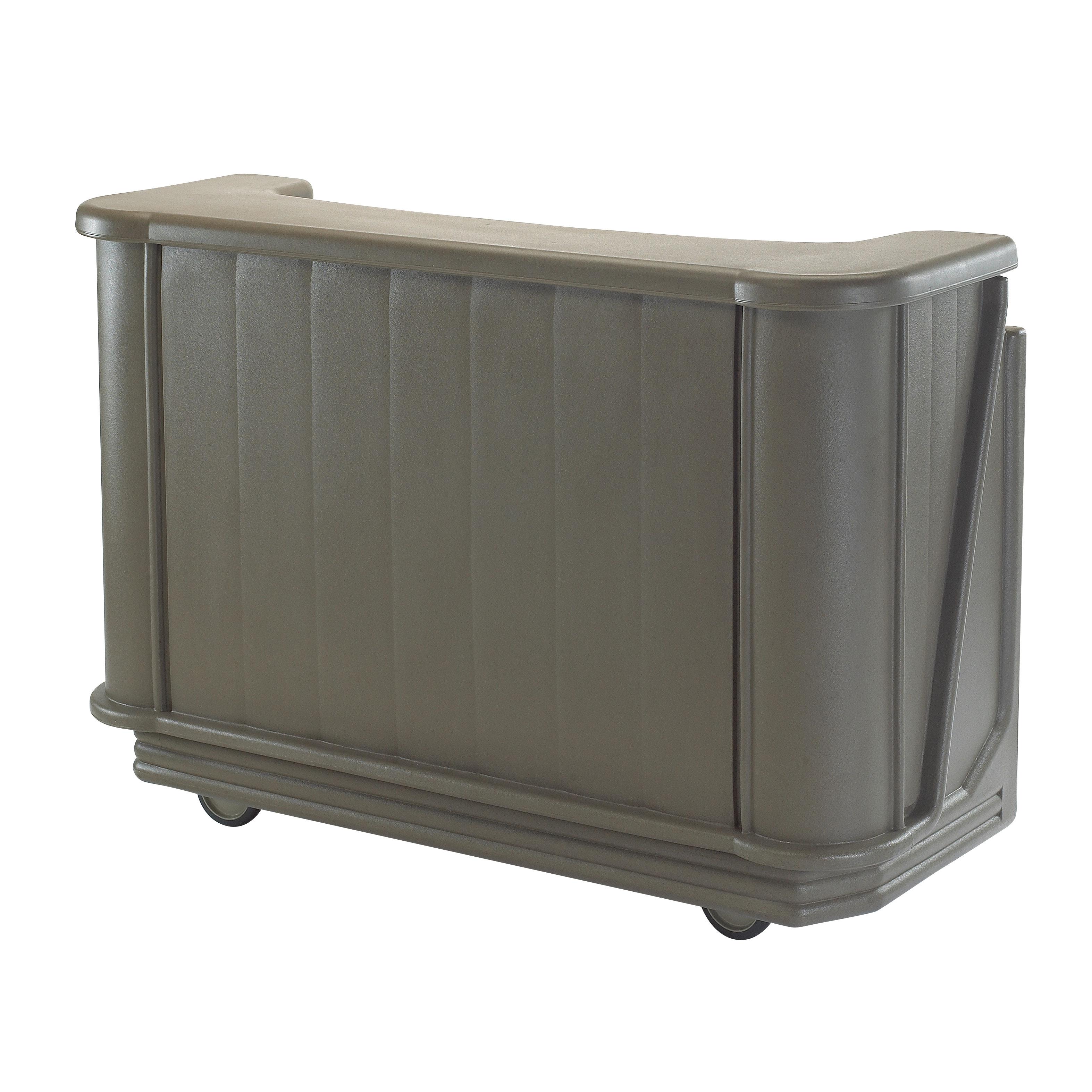 Cambro BAR650194 portable bar