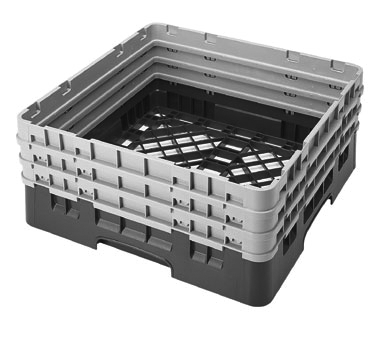 Cambro BR712186 dishwasher rack, open