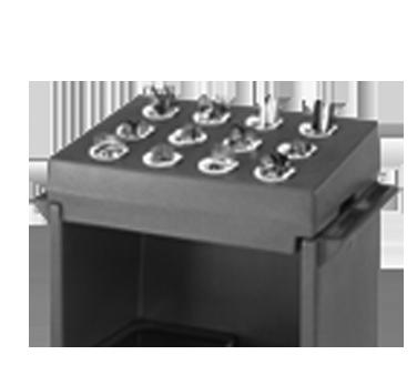 Cambro CR12191 tray/dish cart