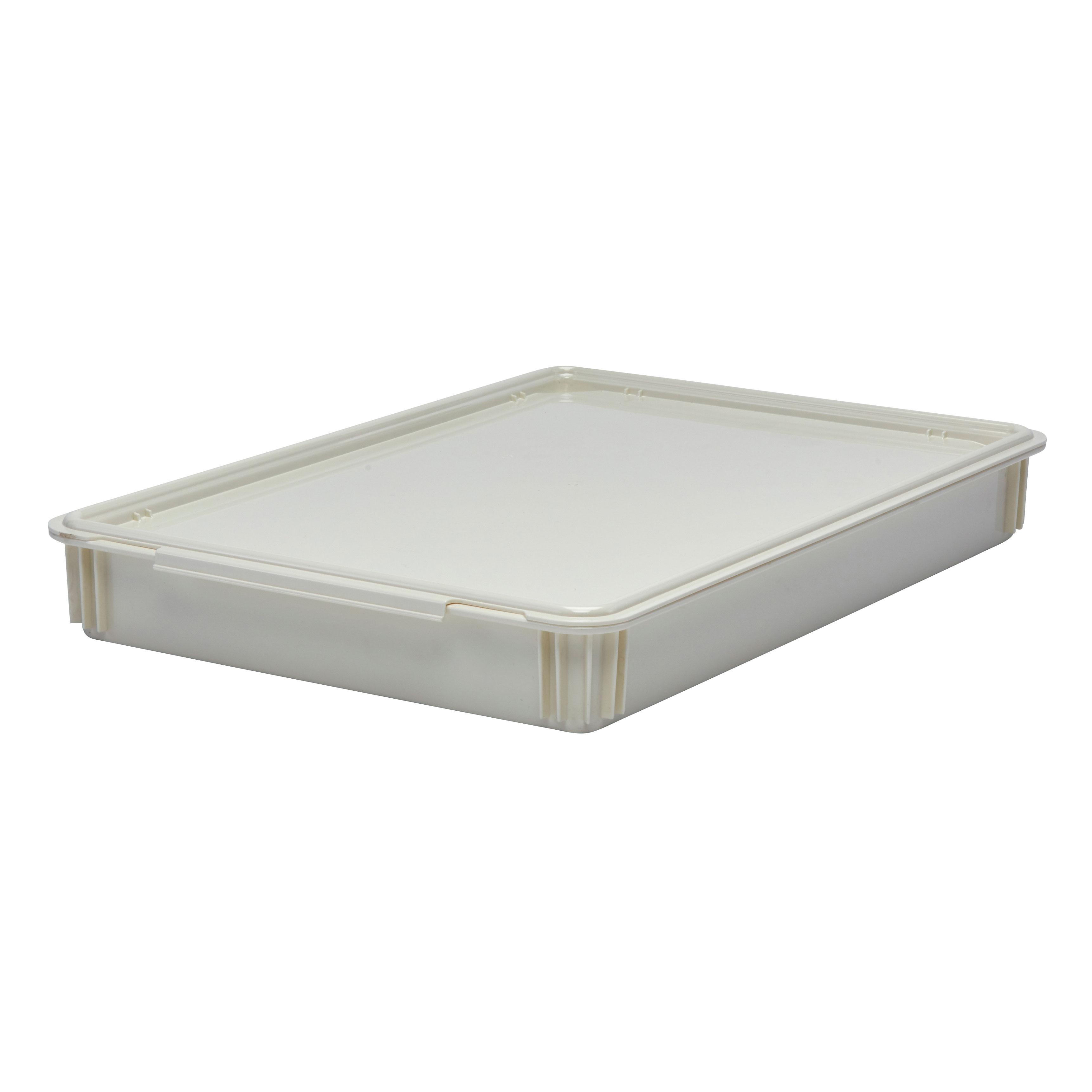 Cambro DB18263CW148 dough proofing retarding pans / boxes