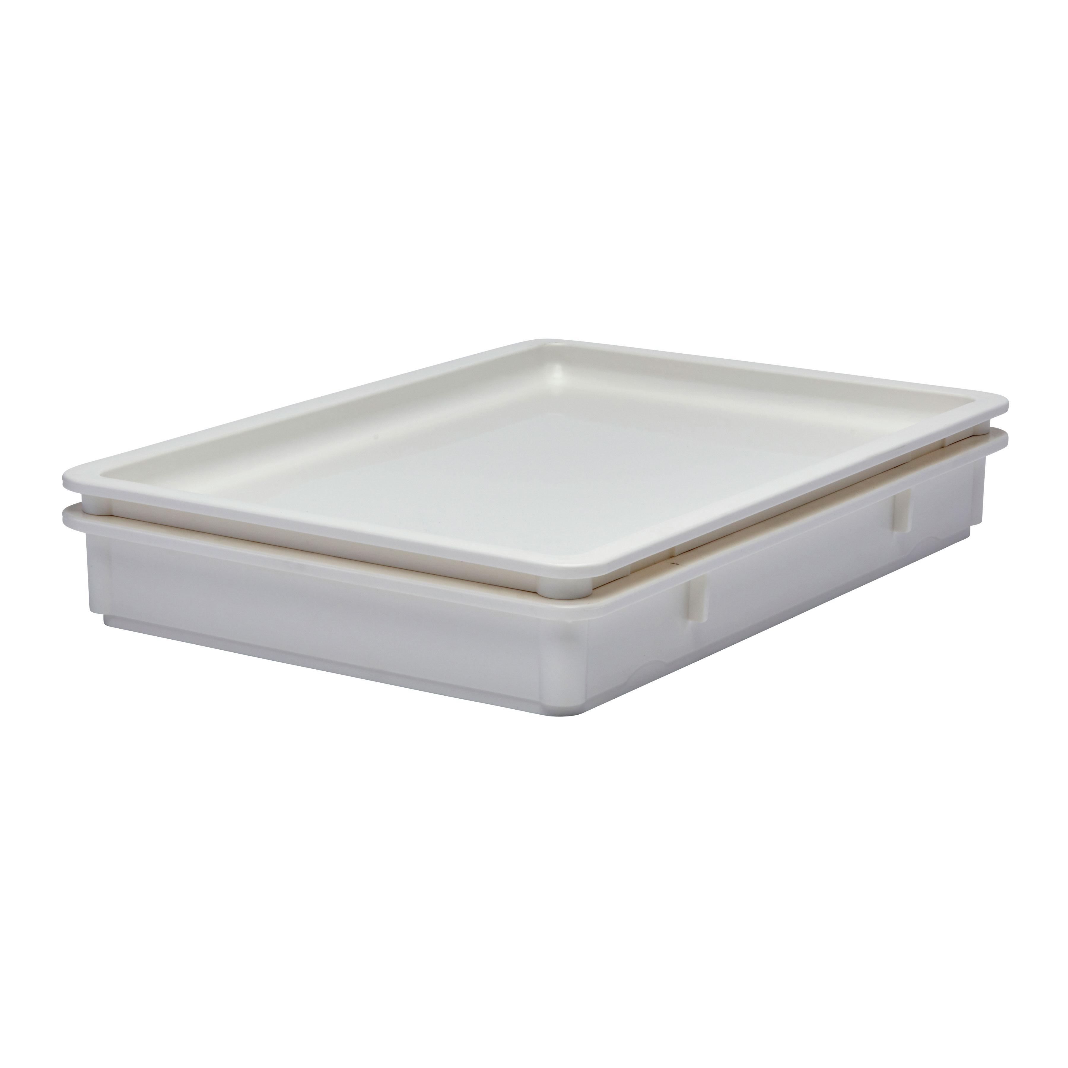 Cambro DB18263P148 dough proofing retarding pans / boxes