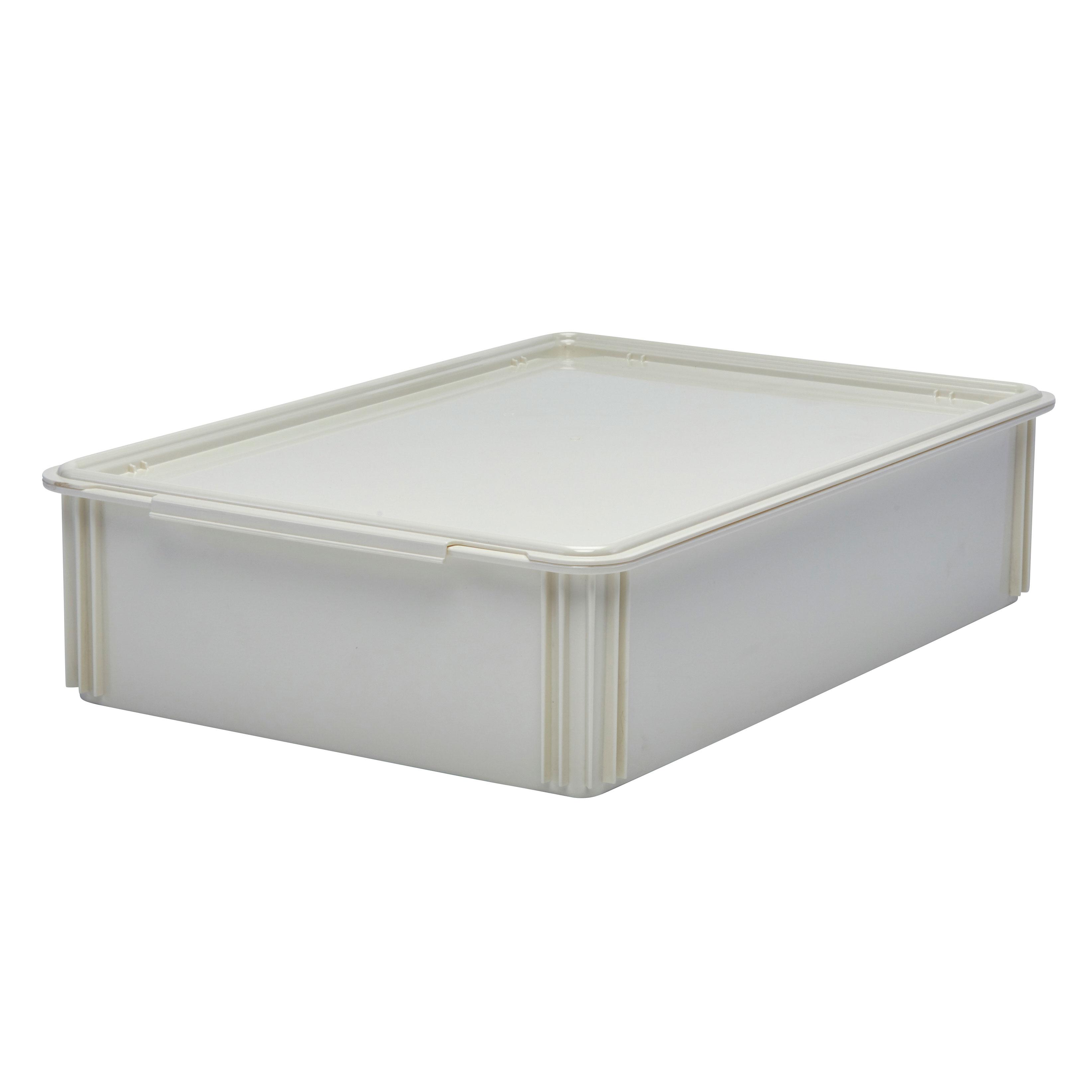 Cambro DB18266CW148 dough proofing retarding pans / boxes