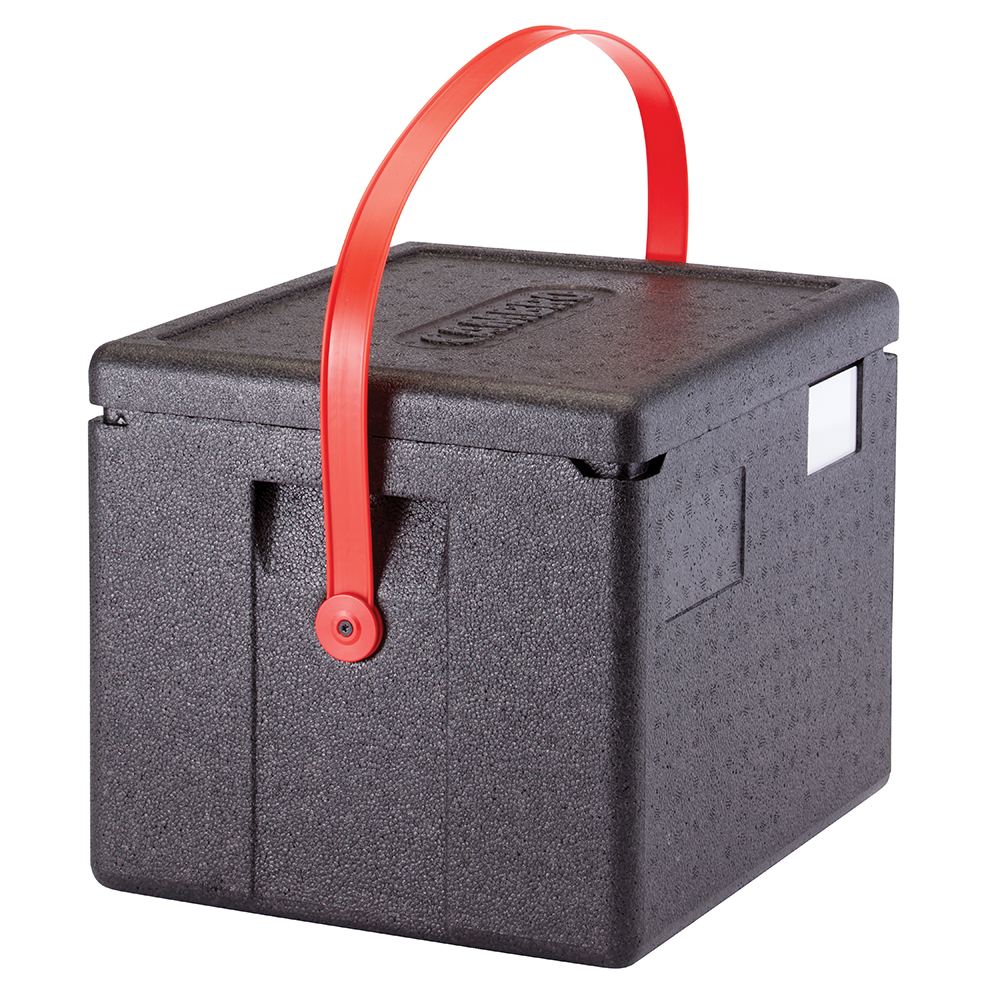 Cambro EPP280RDSTSW110 food carrier, insulated plastic