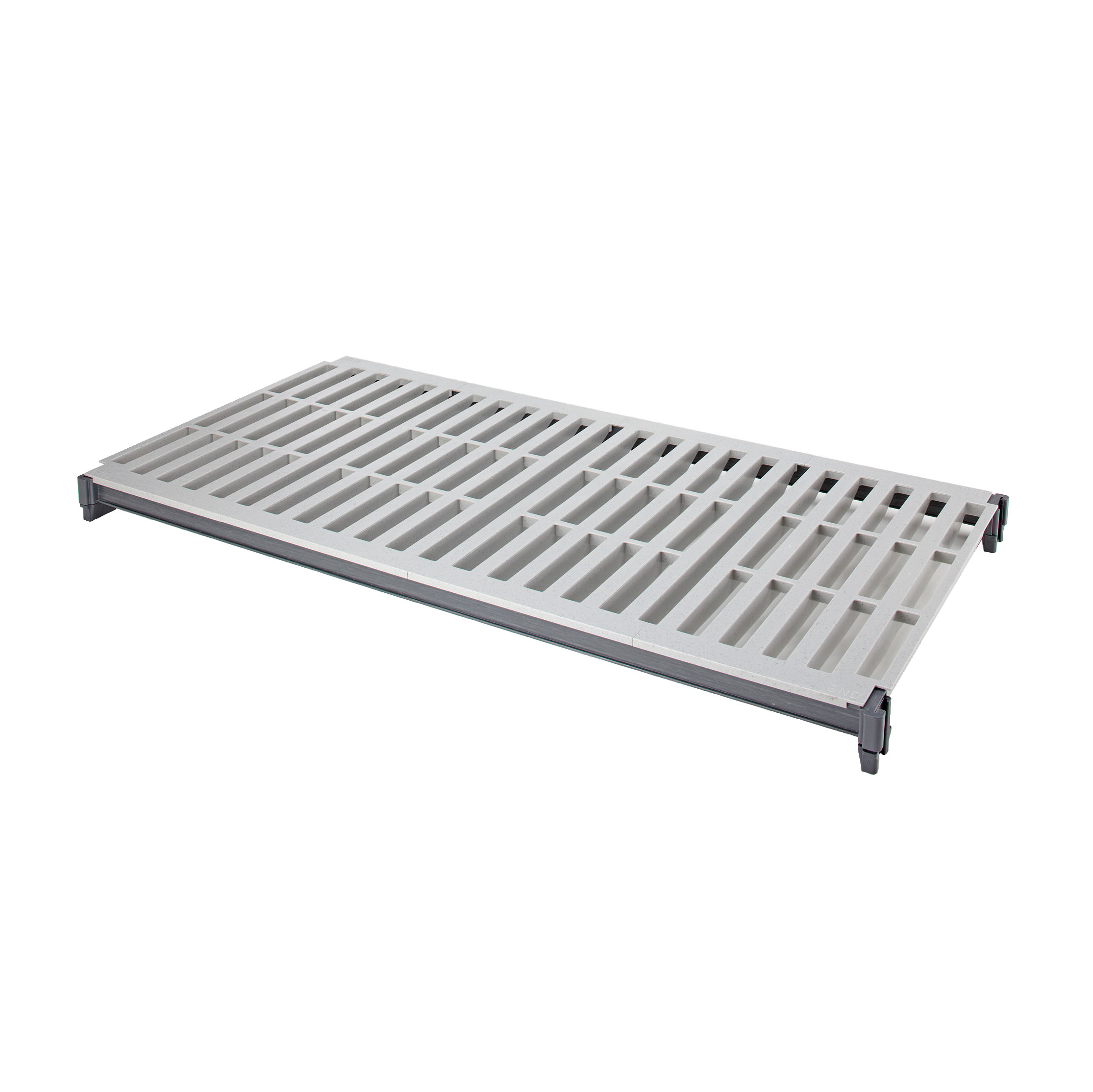 Cambro ESK2454V4580 shelving, all plastic