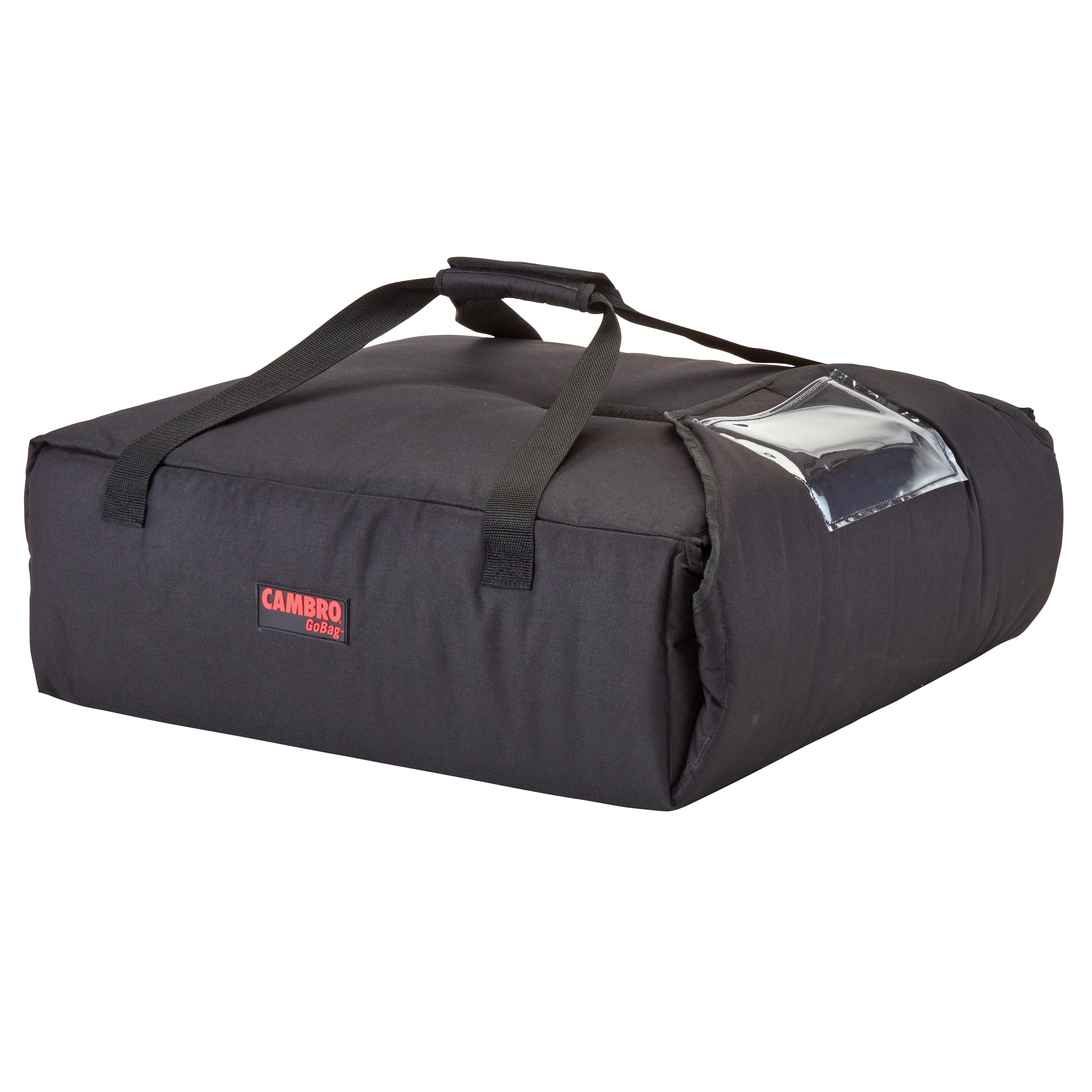 Cambro GBPP216110 premium pizza delivery bag