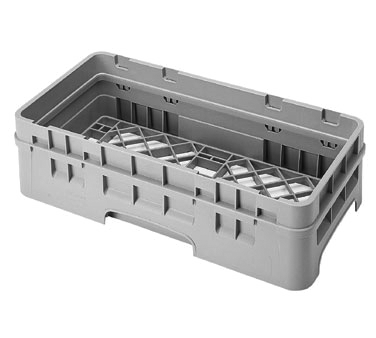Cambro HBR414416 dishwasher rack, open