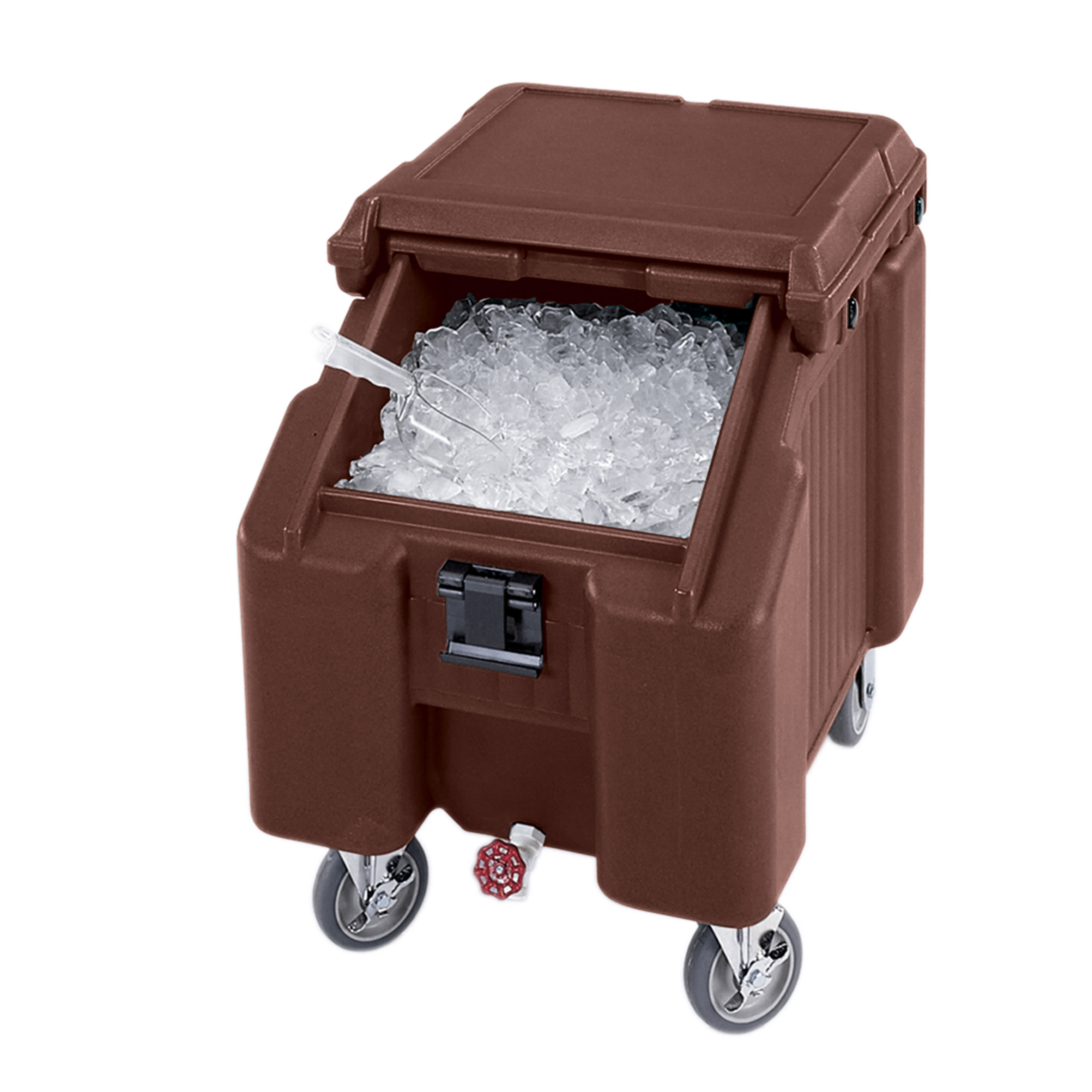 Cambro ICS100L131 ice bin / ice caddy , mobile