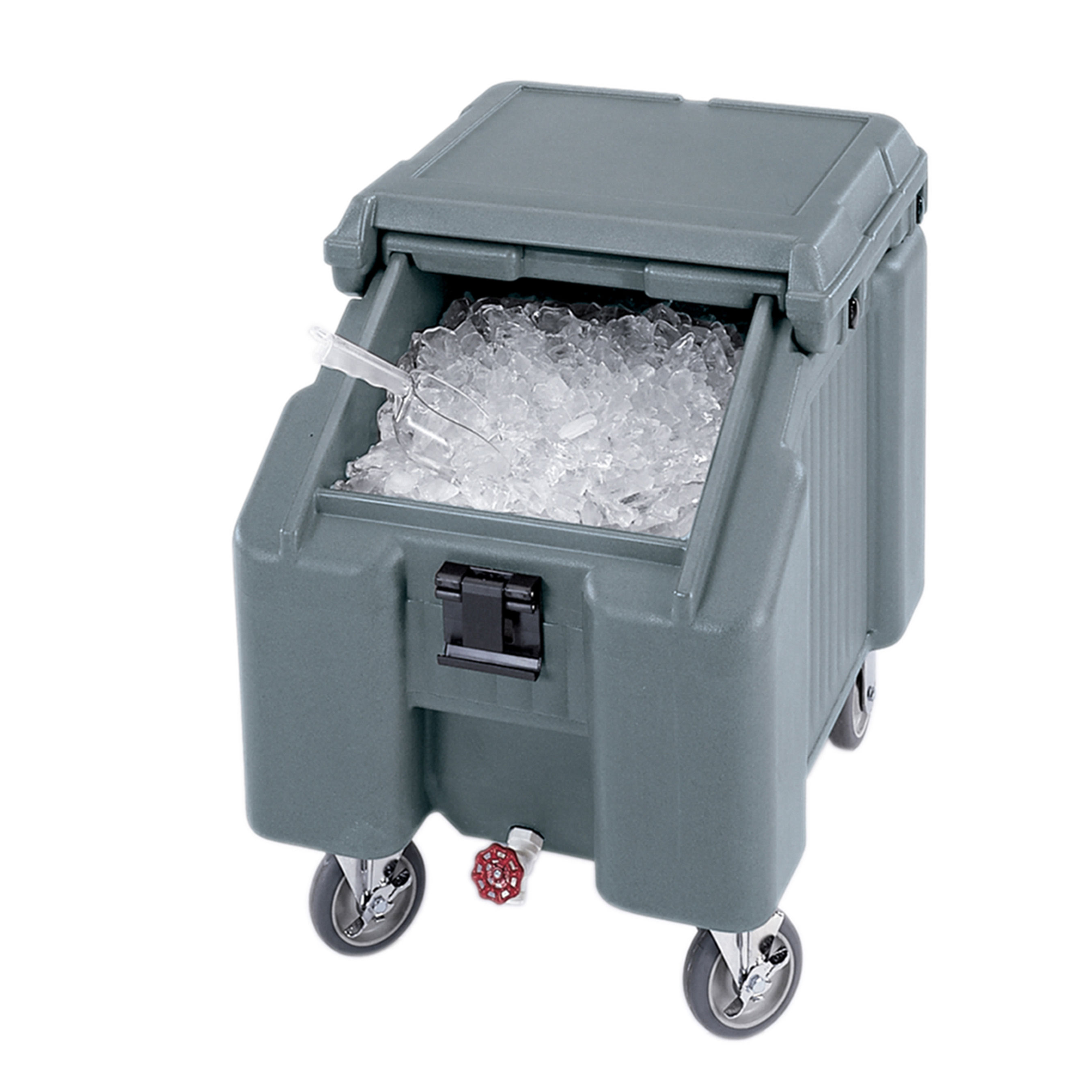 Cambro ICS100L191 ice bin / ice caddy , mobile