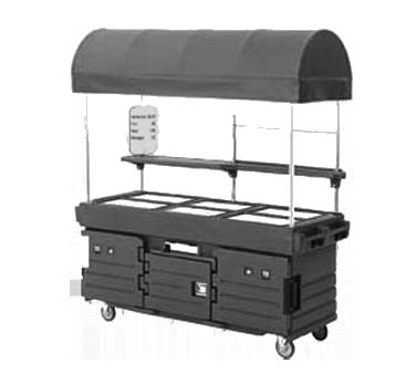 Cambro KVC856C426 portable food bars
