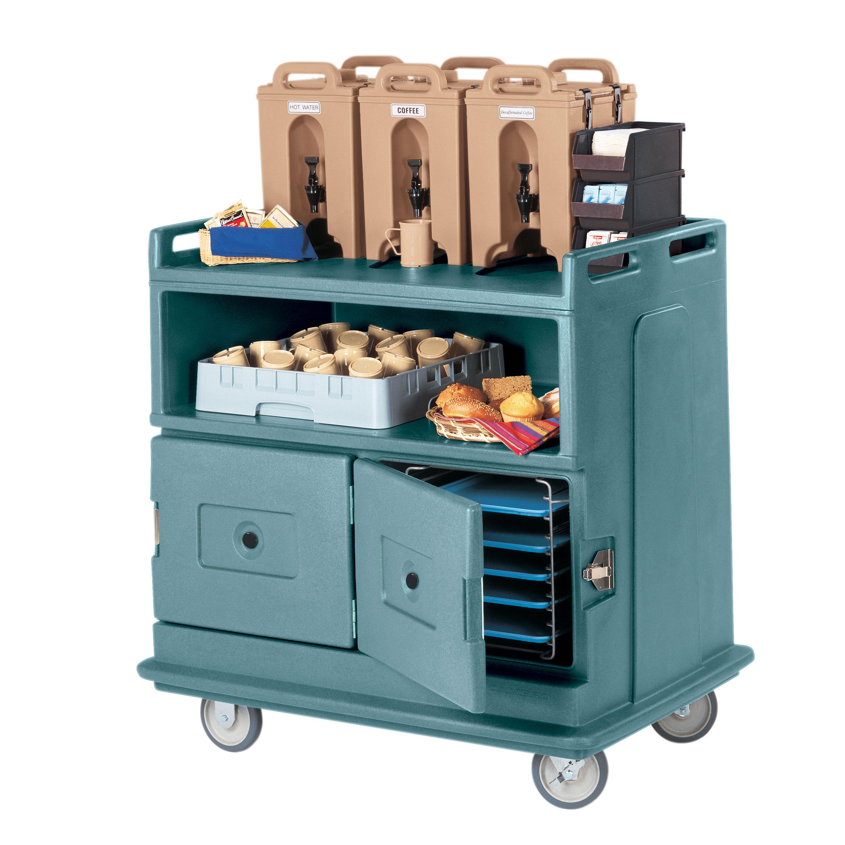 Cambro MDC24401 cart, beverage