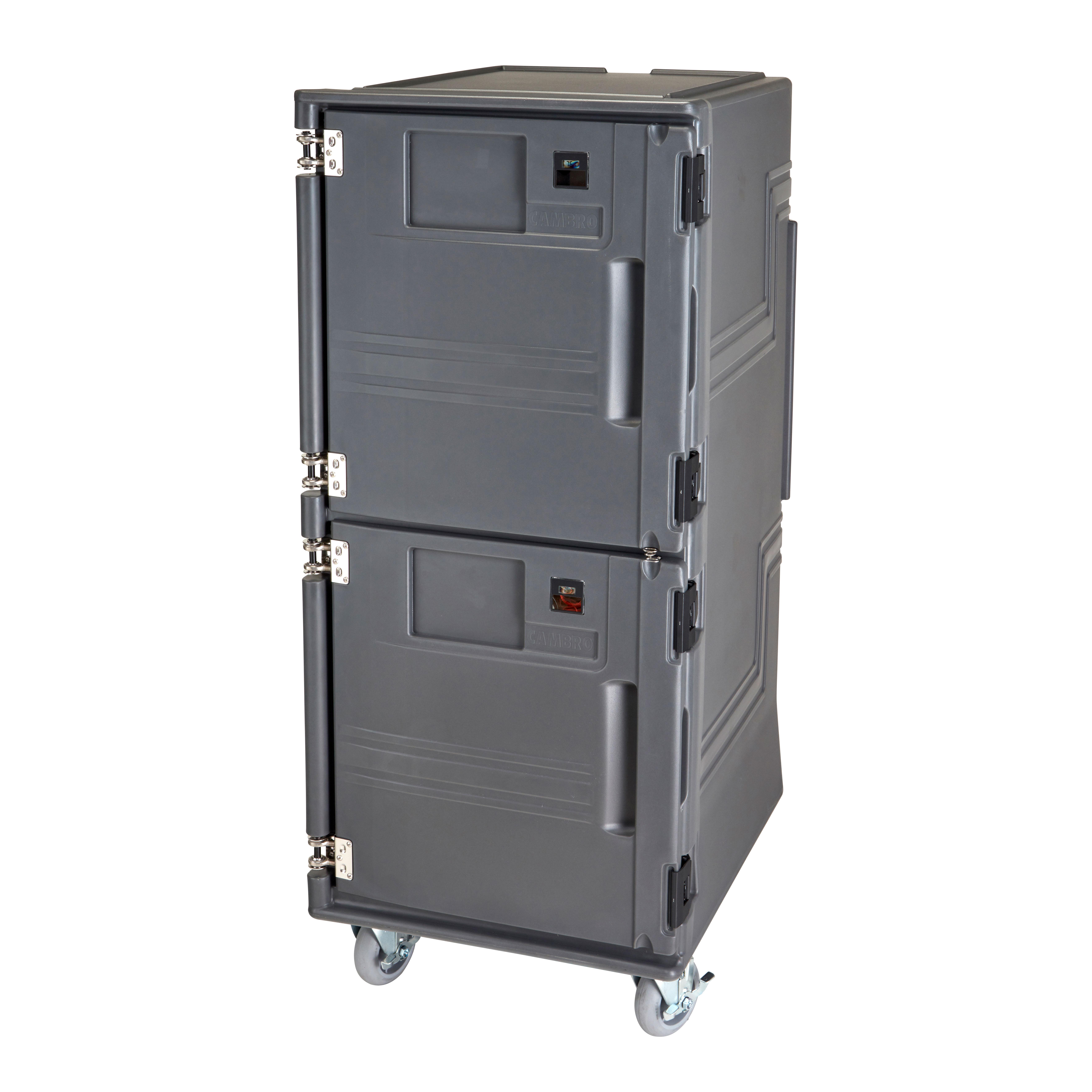 Cambro PCUCC2615 cabinet, enclosed, bun / food pan