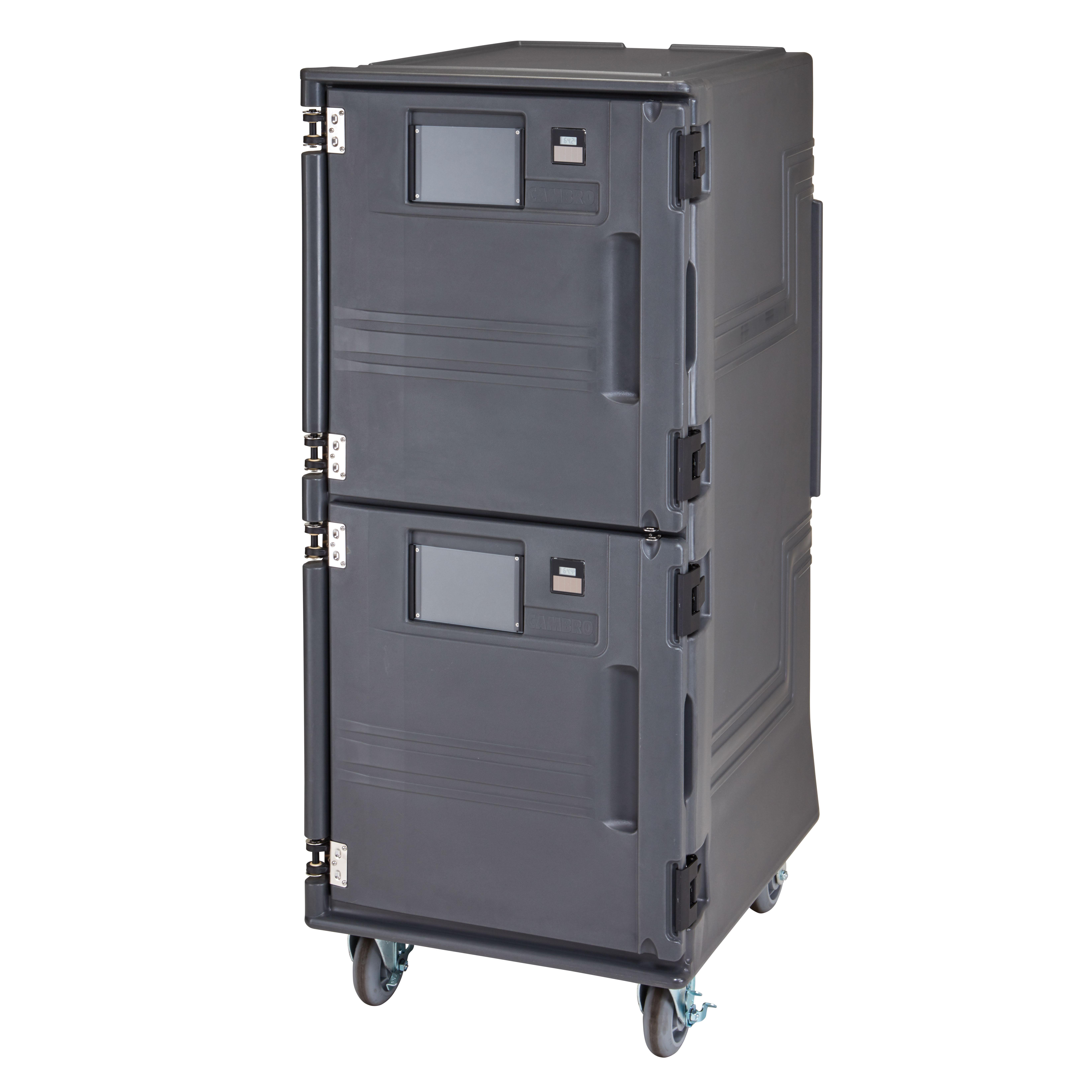 Cambro PCUHH2615 cabinet, enclosed, bun / food pan