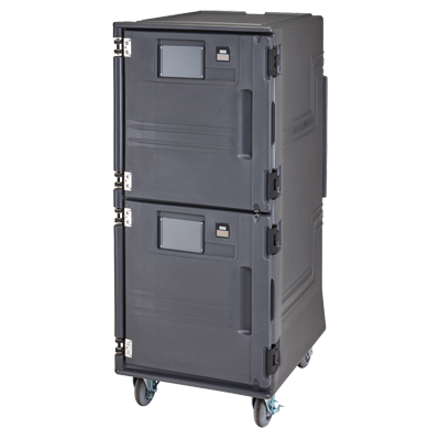 Cambro PCUPH2615 heated cabinet, mobile