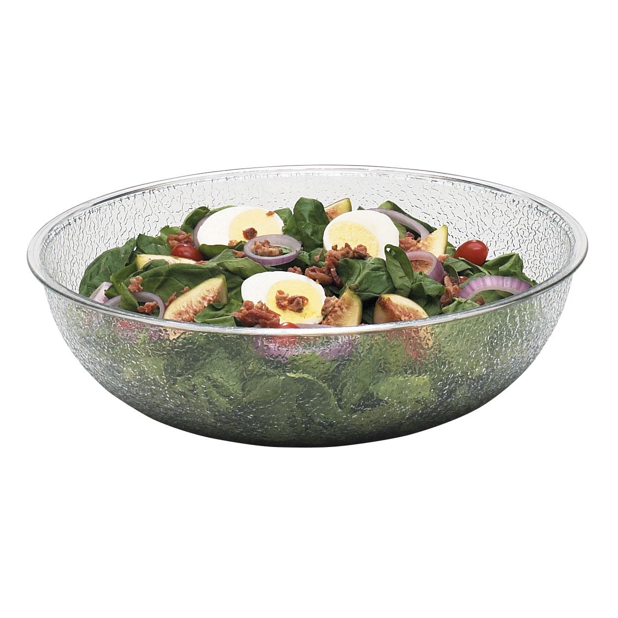 Cambro PSB12176 serving bowl, salad pasta, plastic