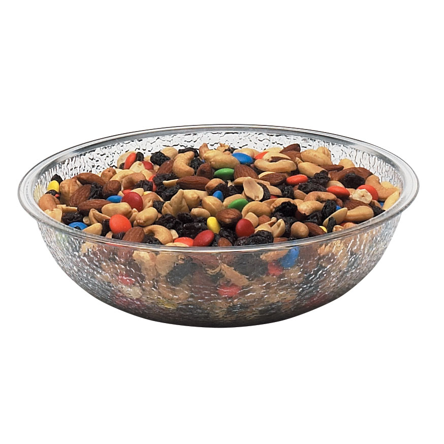 Cambro PSB8176 serving bowl, salad pasta, plastic