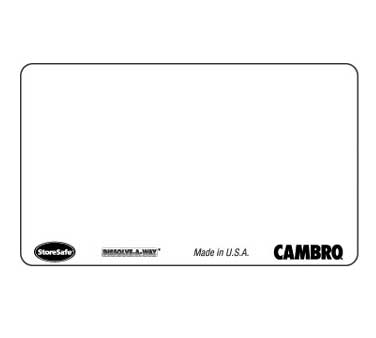 Cambro SLL30 stickers (labels)
