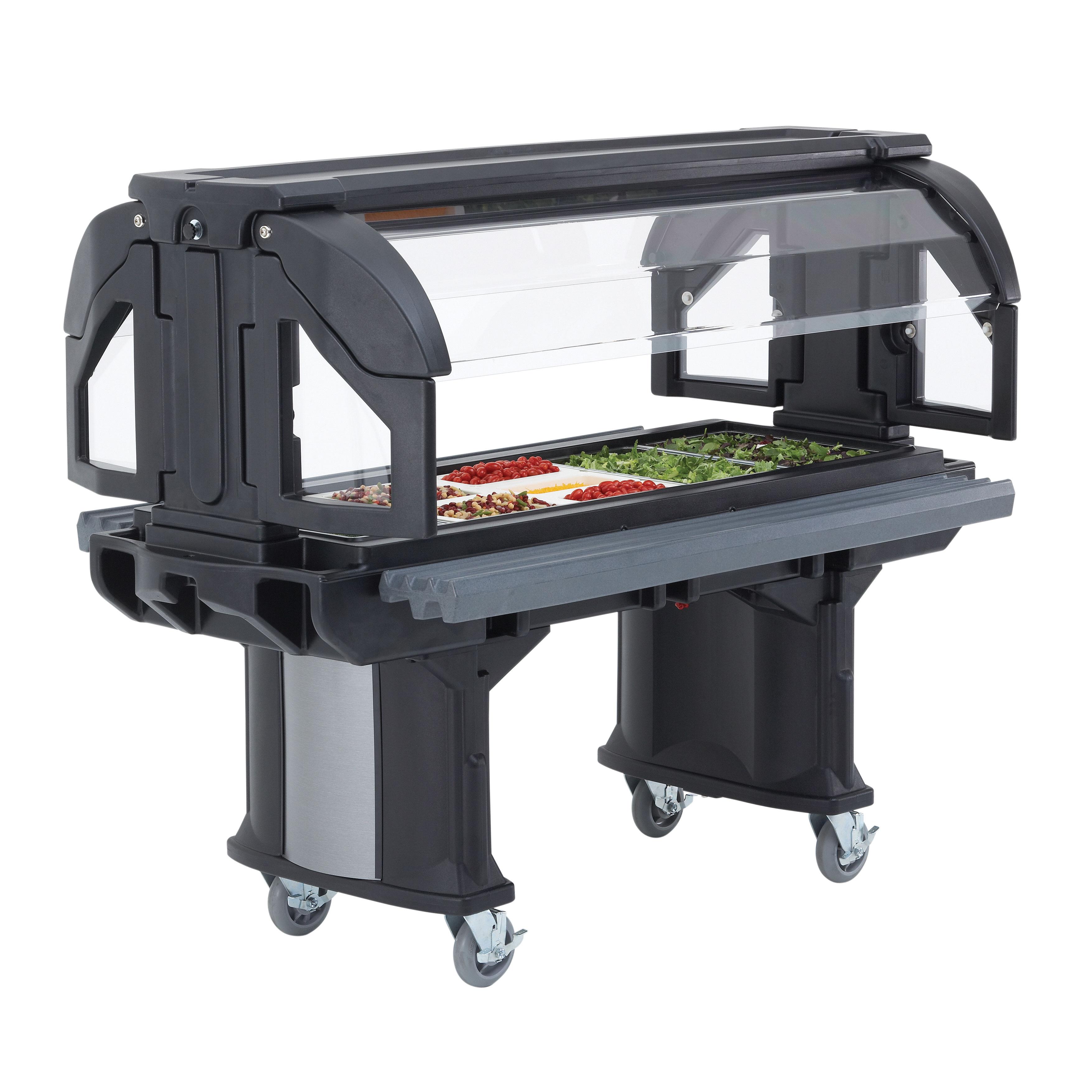 Cambro VBRL6110 portable food bars