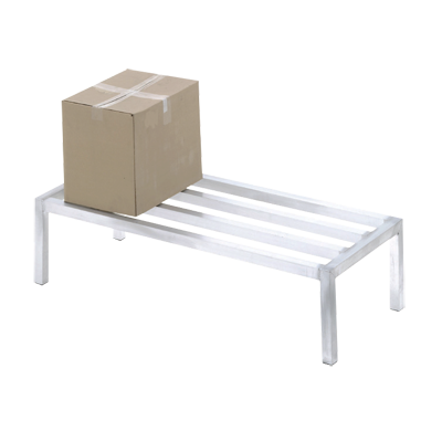1800-51 Channel Manufacturing ADE2448 dunnage rack, vented