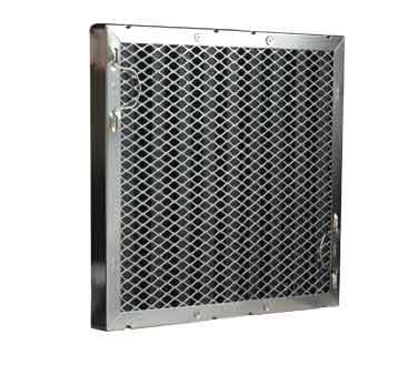 Component Hardware MCD 120-1.5 exhaust hood filter