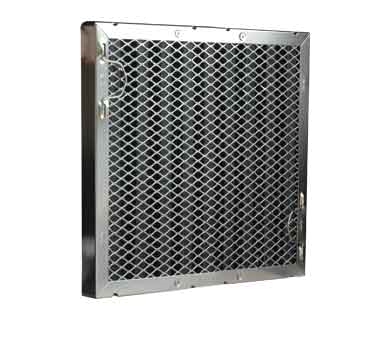 Component Hardware MCD 136 exhaust hood filter
