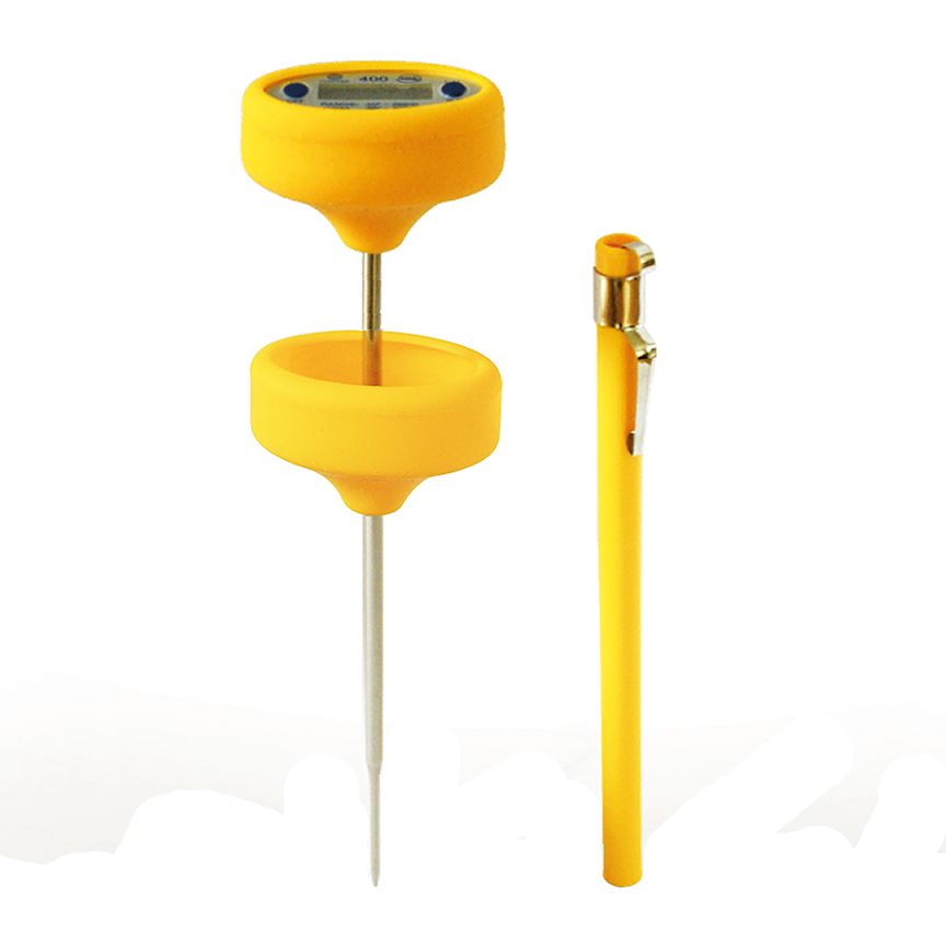 Comark Instruments (Fluke) 400YB thermometer, pocket