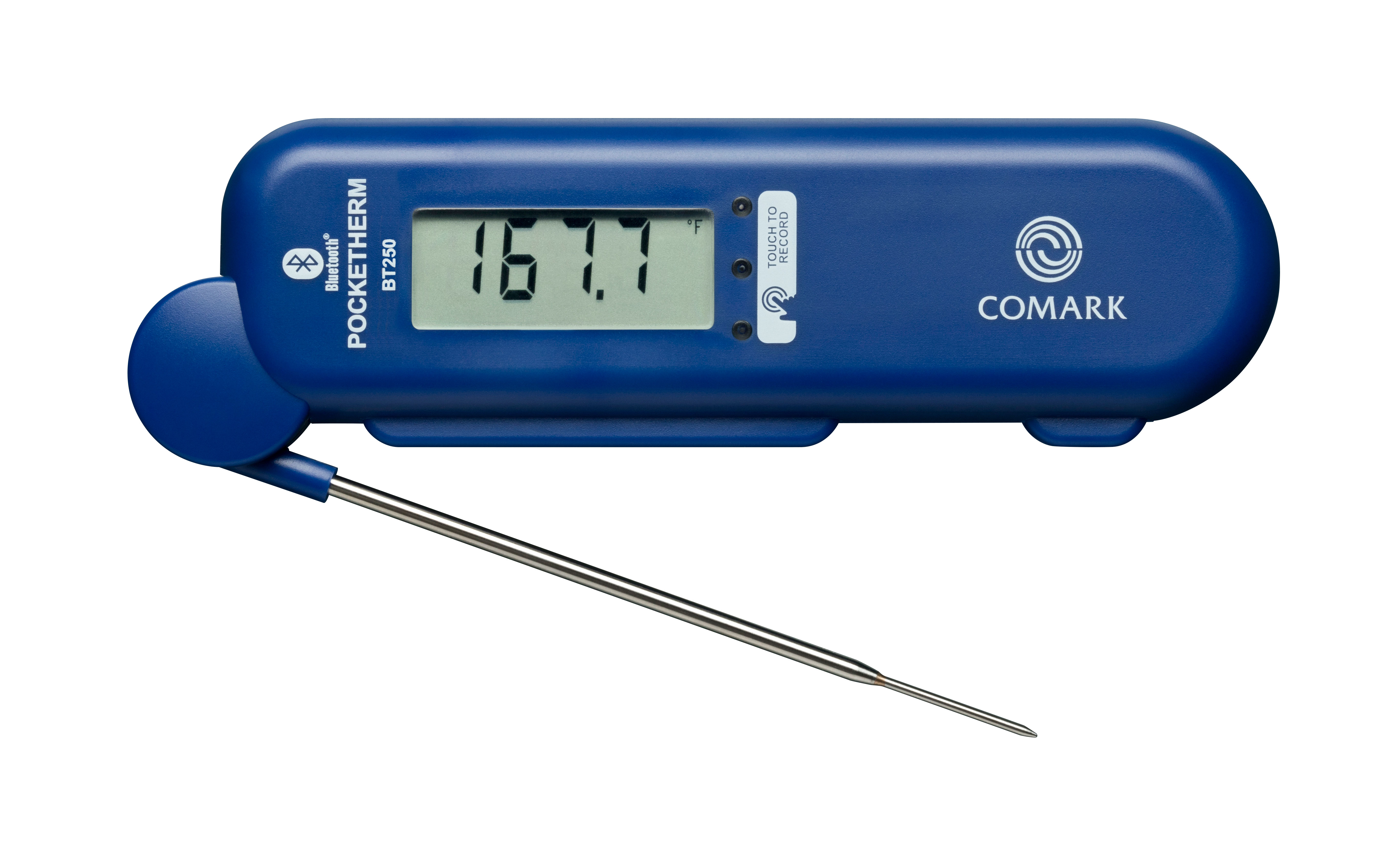 Comark Instruments (Fluke) BT250KC thermometer, pocket