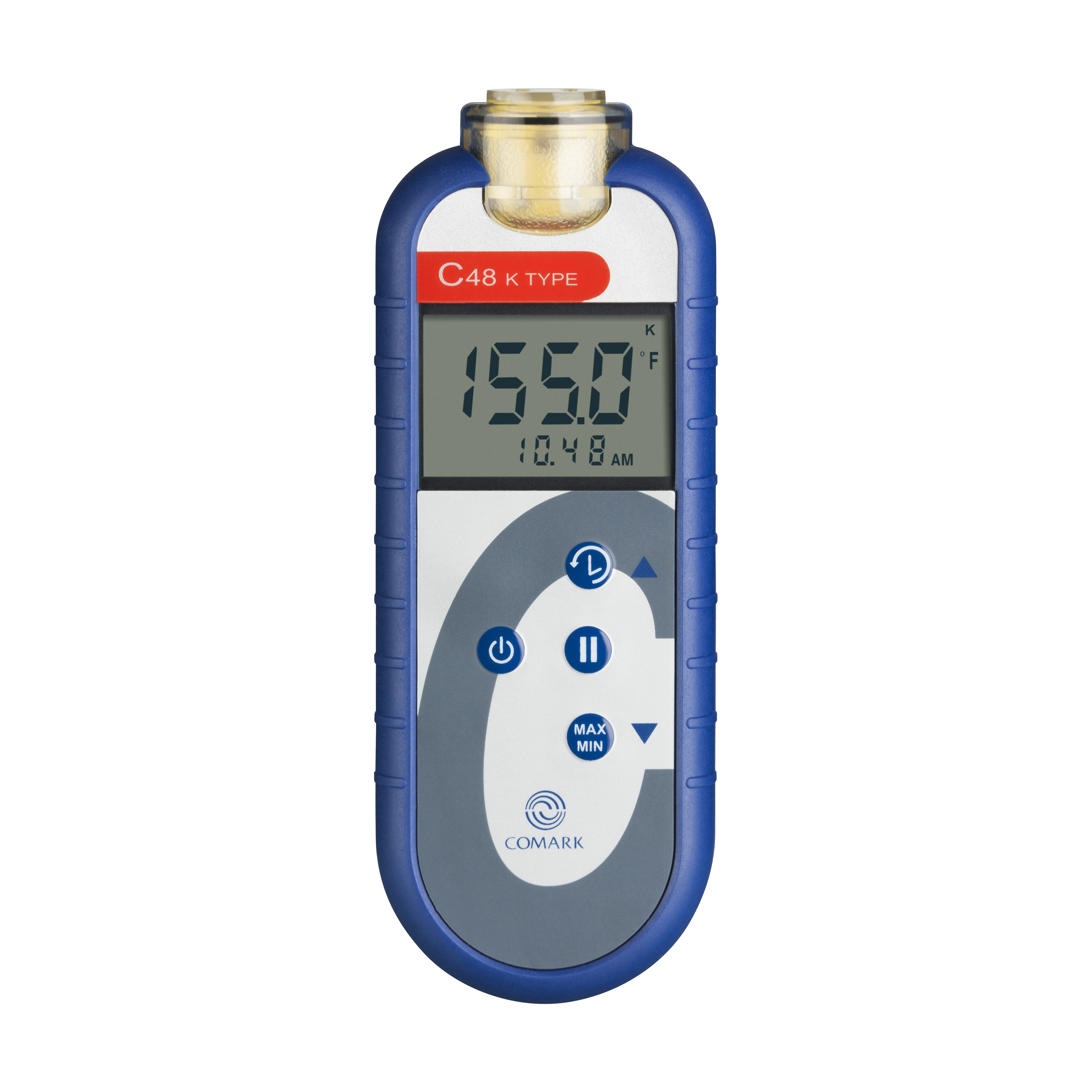Comark Instruments (Fluke) C48 thermometer, thermocouple