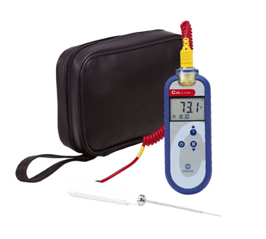 Comark Instruments (Fluke) C48/P5 thermometer, thermocouple
