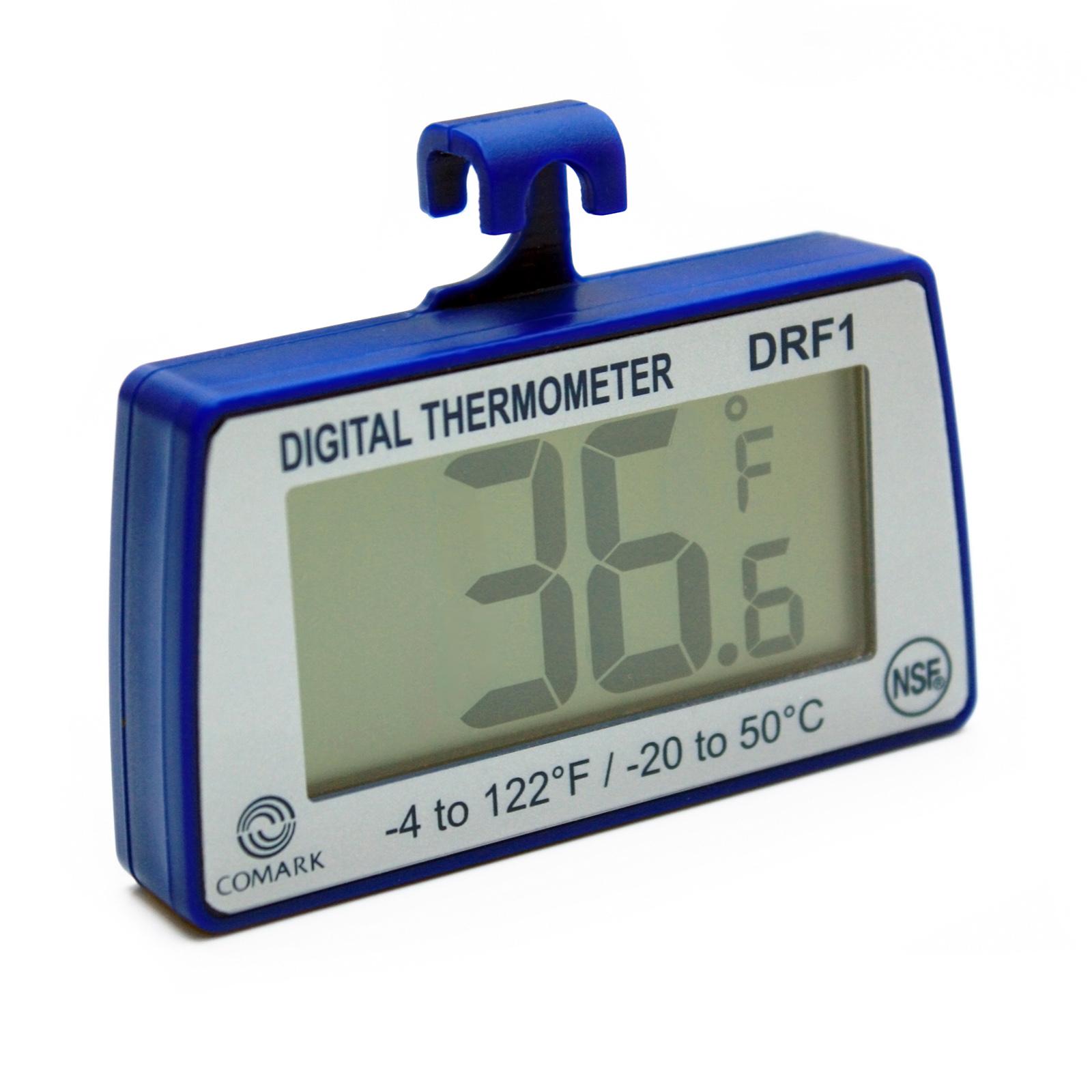 Comark Instruments (Fluke) DRF1 thermometer, refrig freezer