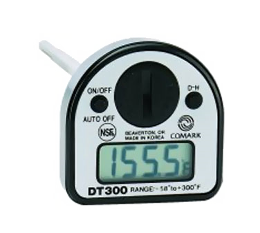Comark Instruments (Fluke) DT300 thermometer, pocket
