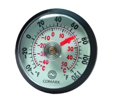 Comark Instruments (Fluke) UTL140 thermometer, window wall