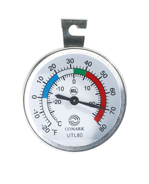 Comark Instruments (Fluke) UTL80 thermometer, refrig freezer