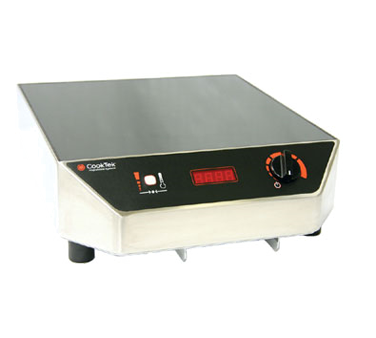 CookTek 600501 induction range, countertop