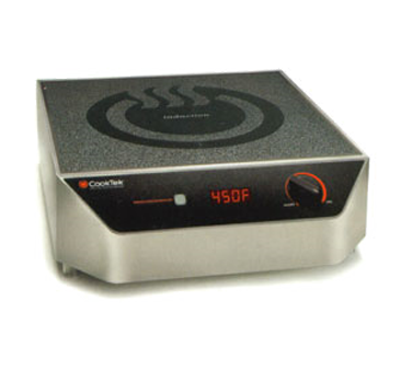 CookTek 600701 induction range, countertop
